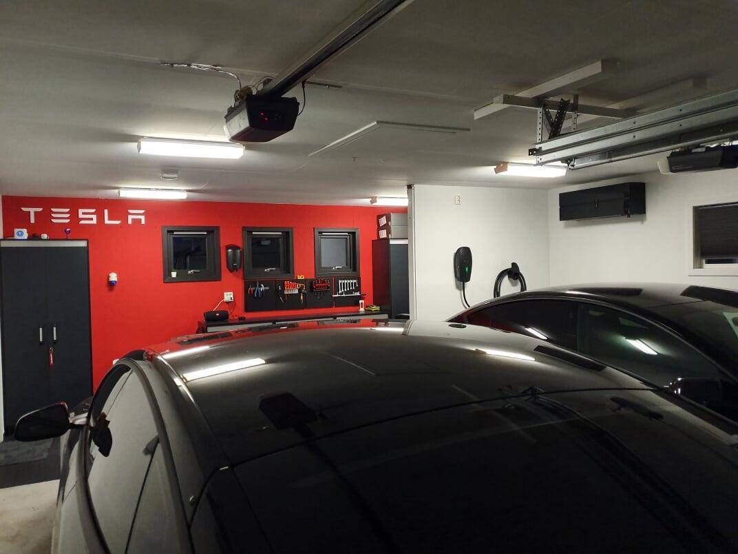 Hvilke lader til Tesla er å anbefale? HomeSeer