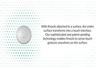 Knocki - Make any surface smart