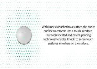Knocki - Make any surface smart